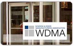 WDMA Windo & Doors Manufactureres Association